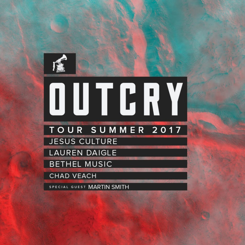 OUTCRY Tour 2017