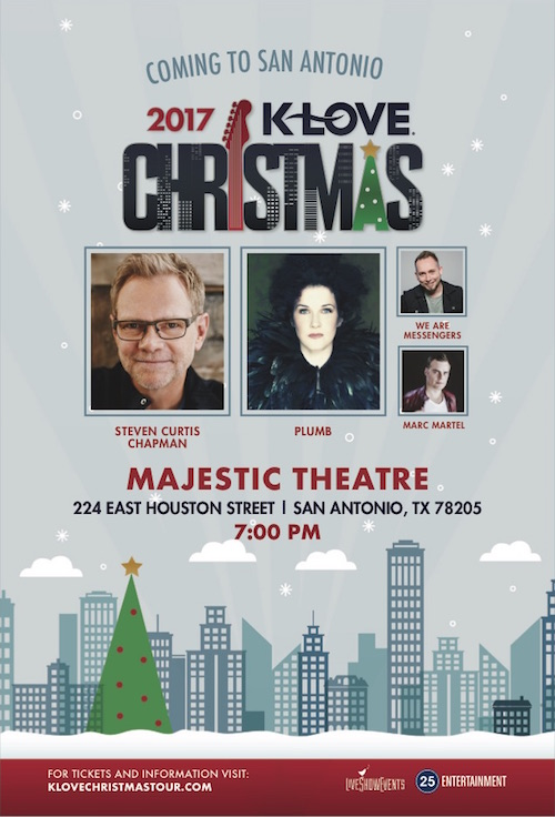 K Love Christmas With Steven Curtis Chapman Amp Plumb Live