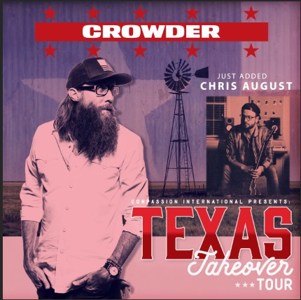 Crowder and Chris August