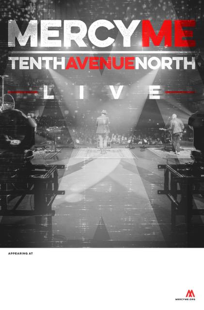 Mercy Me Live Tour